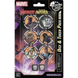 MARVEL HEROCLIX BLACK...