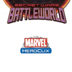 MARVEL HEROCLIX - SECRET...