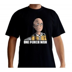 Camiseta One Punch Man Saitama Fun Xl