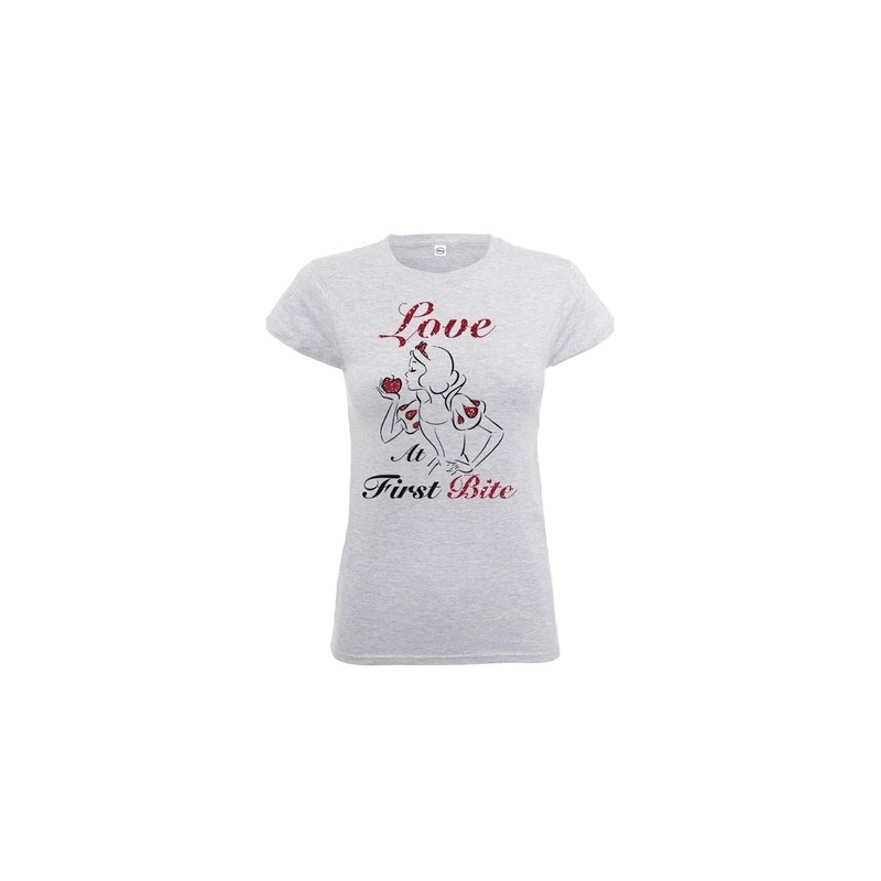 Camiseta Chica Disney Blancanieves Love S