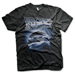 Camiseta Regreso Al Futuro Delorean M