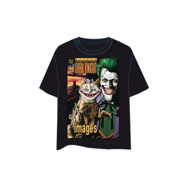Camiseta Joker Comic Portrait M