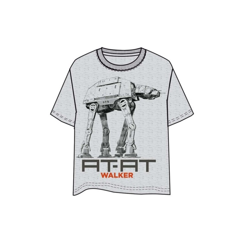 Camiseta Star Wars Rogue One At-At S
