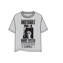 Camiseta Harry Potter Undesirable Nº1 Xl