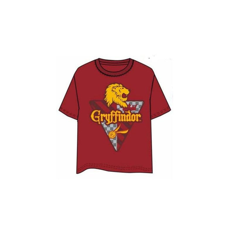 Camiseta Harry Potter Gryffindor L