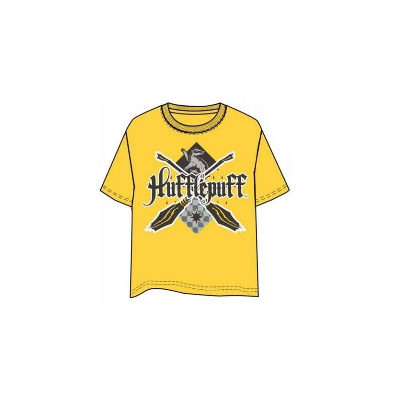 Camiseta Harry Potter Hufflepuff Xl