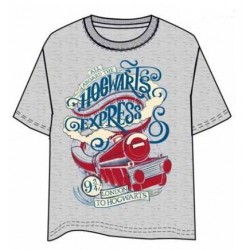 Camiseta Harry Potter Hogwarts Express Xl