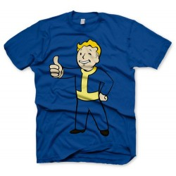 Camiseta Fallout - Thumbs Up Xxl