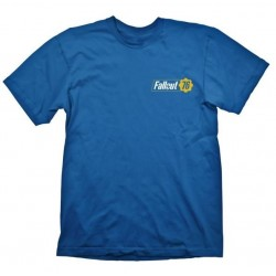 Camiseta Fallout 76 Blue Xl