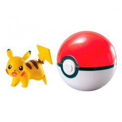 Figura Pokemon Clip Carry Modelo Surtido