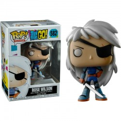 Figura Pop Teen Titans: Rose Wilson