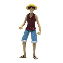 Figura One Piece Luffy 12 Cms