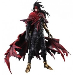 Figura Final Fantasy Vii Play Arts Vincent