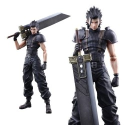 Figura Final Fantasy Vii Cc Zack Play Arts 24 Cm