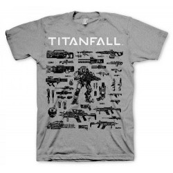 CAMISETA TITANFALL CHOOSE...