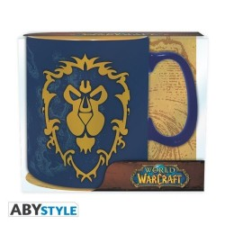 Taza world of warcraft wow alianza