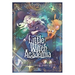 Little Witch Academia nº 2
