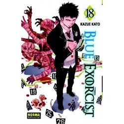 Blue Exorcist nº 18