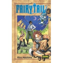 Fairy Tail nº 4
