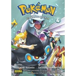 Pokemon 20: Diamante y perla 04