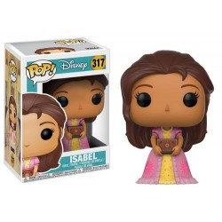 Figura pop Disney de Isabel