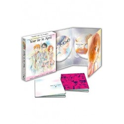 Your lie in april parte 1 blu-ray