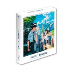 Your name bluray edicion coleccionista