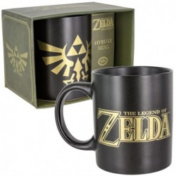 Taza Legend of Zelda Hyrule