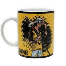 Taza One Piece Trafalgar Law
