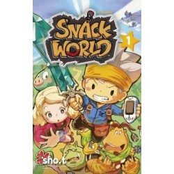 The Snack World TV Animation nº 1