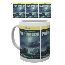 Taza Fallout 4 Far Harbor