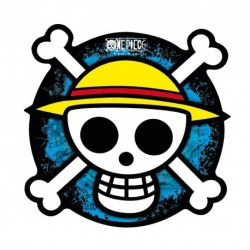 Alfombrilla one piece calavera