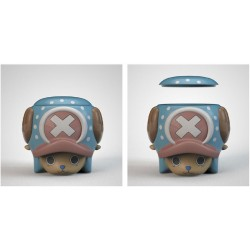TAZA 3D ONE PIECE CHOPPER