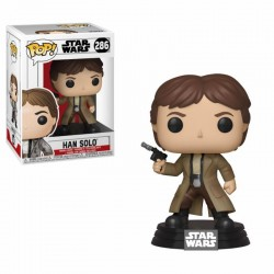 FIGURA POP STAR WARS: HAN...