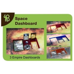 X-WING - DASHBOARD IMPERIO...