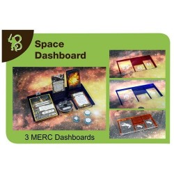 X-WING - DASHBOARD...