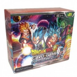 DRAGON BALL TCG SOBRES...