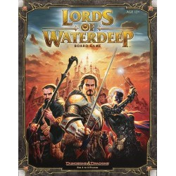 D&D TABLERO: LORDS OF...